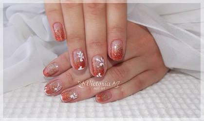 Nail art 443(Gel nails)