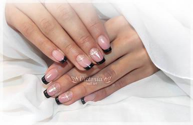 Nail art 445(Gel nails)
