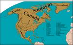 North America, circa 2064
