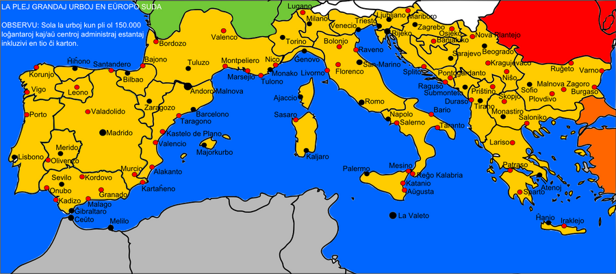 Cities of Southern Europe by Nederbird on DeviantArt