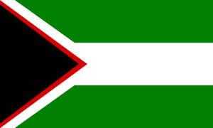 Alternate Flag of Afghanistan