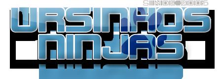 Ursinhos Ninjas logo by Chiptronn