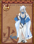 Pokimono - Kora the Dragonair