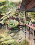 Shimabara waterhouse