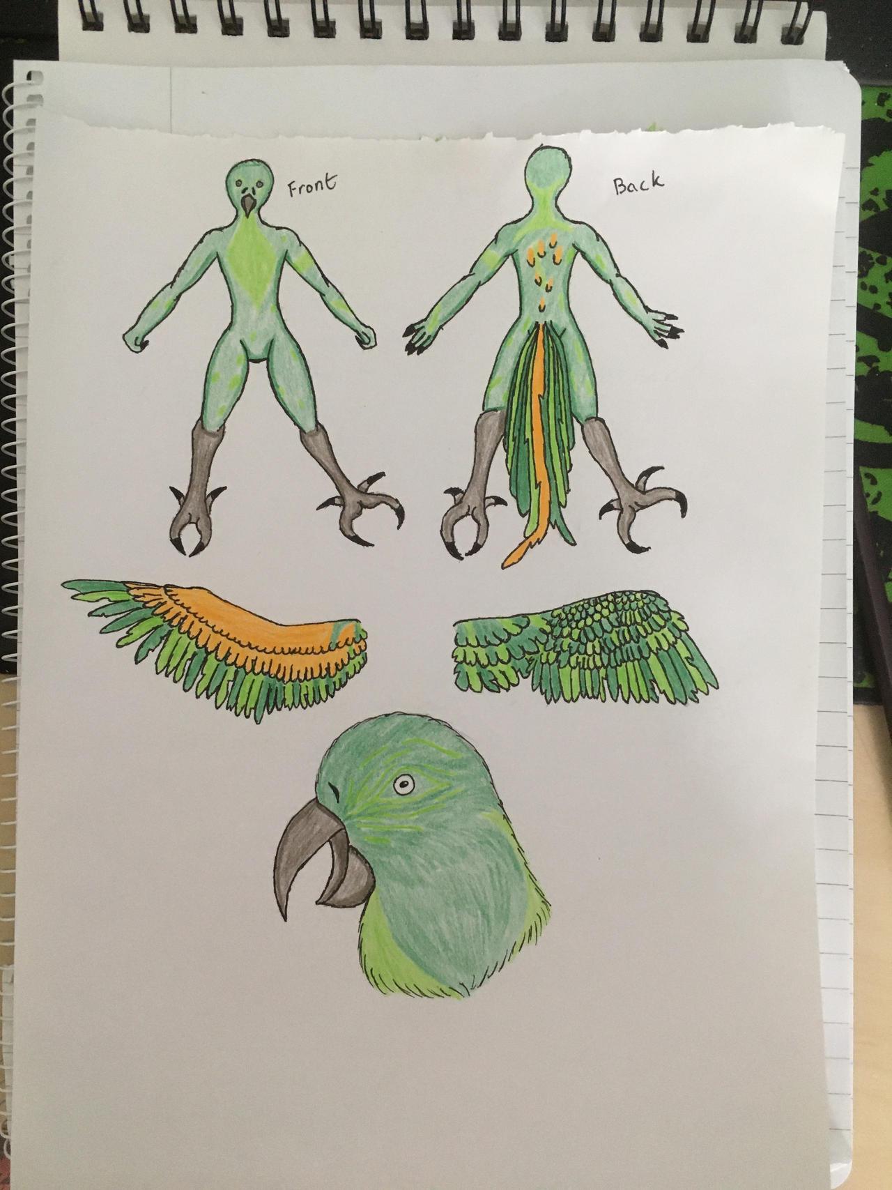 Green like money