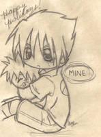 Chibi Sasuke by Noniechan