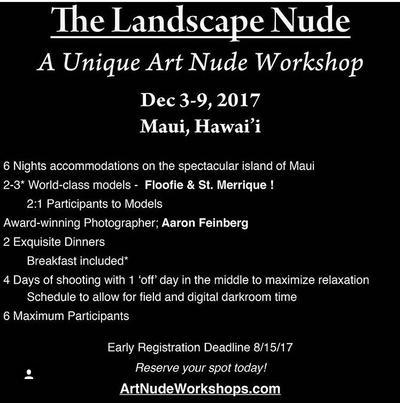 The Landscape Nude by StMerrique