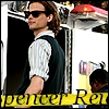 Spencer Reid yellow banner by blue-a-dream