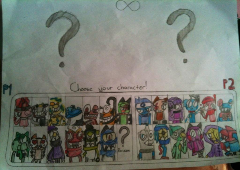 Mixels: The Iron Cubit Tournament! By Phoeshock On DeviantArt