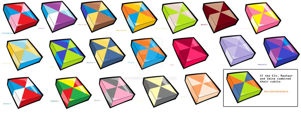 Image Gallery Pixels Cubits