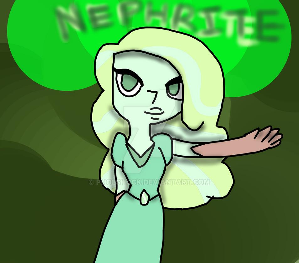 SU OC: Nephrite By Phoeshock On DeviantArt