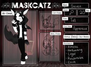 Maskcatz [REF.] | Seven