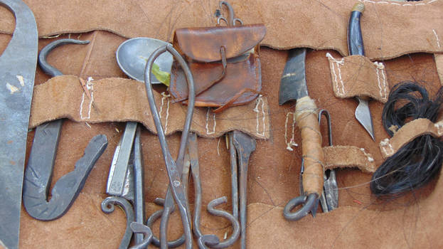 Viking Tool Belt