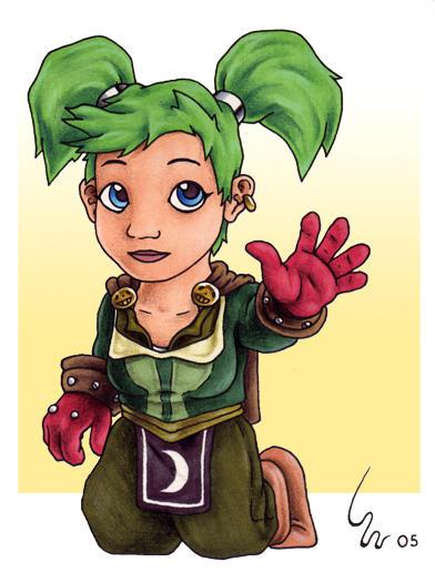 It's a Gnome by Ribera