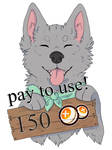 Canine Badge: $2