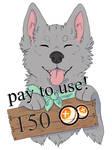Canine Badge: $2