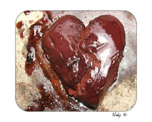 My broken heart by StaBy