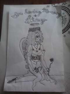 The Angel by melissaxanne