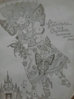 Princess Agitha by melissaxanne