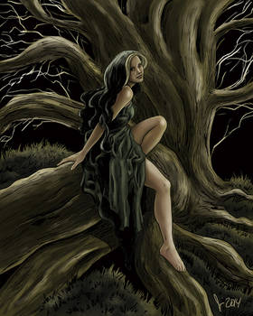 Witch of the Forest