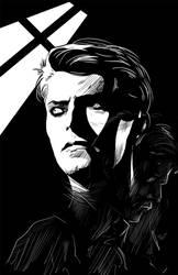 Bowie by JamieCOTC