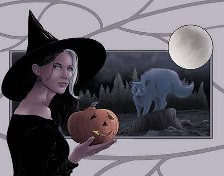 Ripe Halloween (Color version)