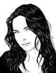 Rebecca Ferguson (Inks)