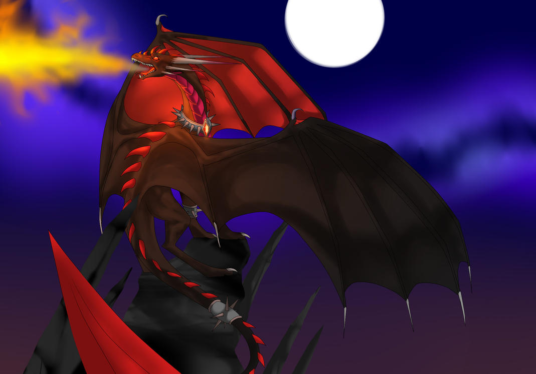 Wrath  :COMMISSION: by CaTTTaco