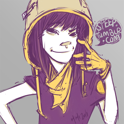 Noodle by speep