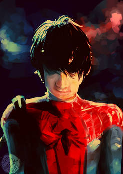 spiderman speedpainting
