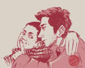 Stiles + Derek
