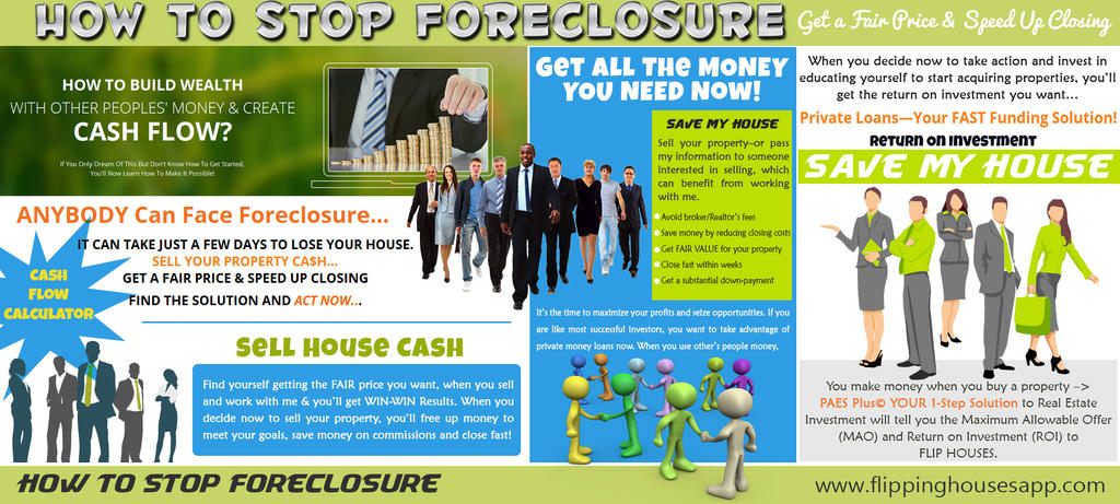 Save My House by CashFlowAnalysis