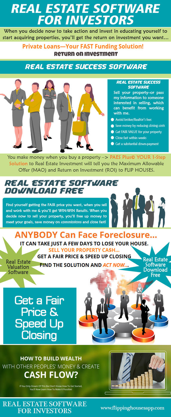 Real Estate Investment Software Free by CashFlowAnalysis