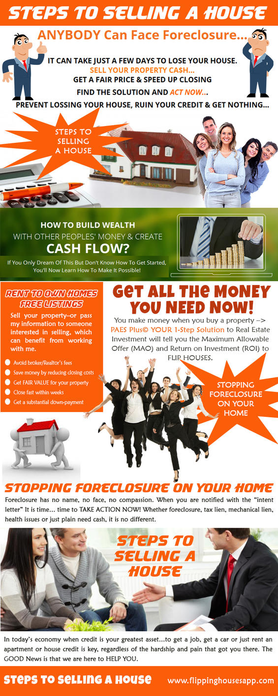 Steps To Selling A House by CashFlowAnalysis
