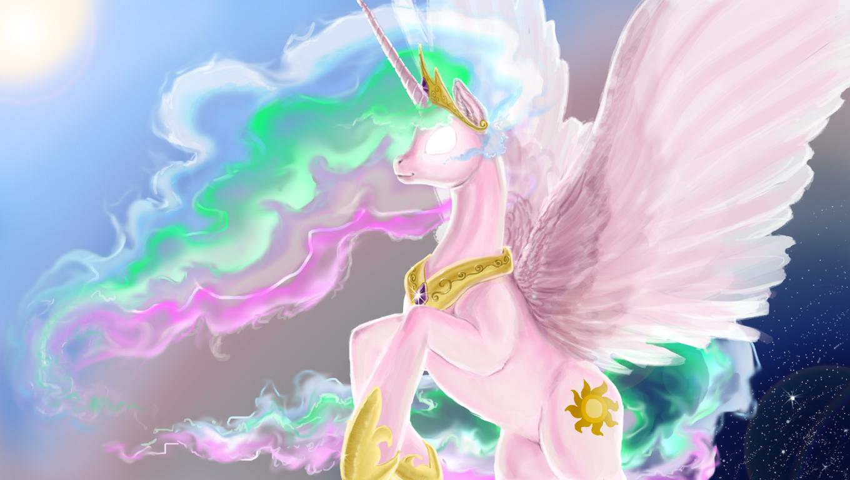 MLP: Celestial Princess by FinalChara