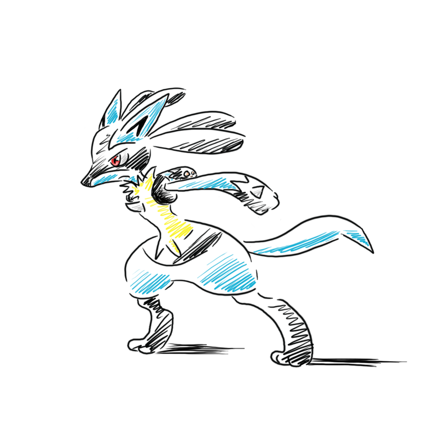 how to get justified lucario