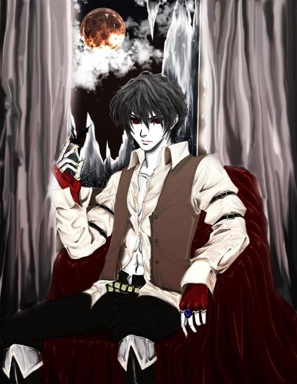 Prince Desmond of Tartarus by sundaeasterisk