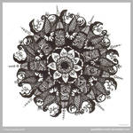 Shriners Park Mandala by Quaddles-Roost