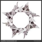 That Rotating Feeling Mandala by Quaddles-Roost