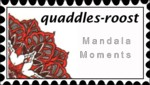 Mandala Moments Stamp by Quaddles-Roost