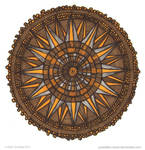 Surface of Love Mandala