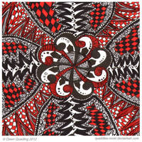 Hope Mandala Collab Collab ruthcouldbe by Quaddles-Roost