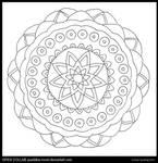 Happy Everafter Mandala OPEN COLLAB