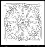 Knotty Mandala OPEN COLLAB