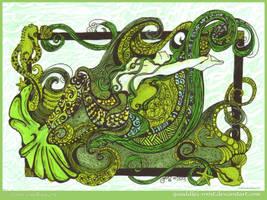 Mermaid Bliss Collab