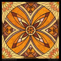 Autumn Glory Mandala