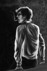 Cumberbatch by Swevenzre