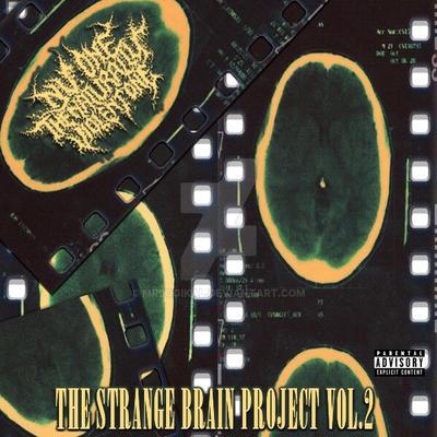 Strange Brain Project Vol. 2 (Cover Art) by MrLogikal