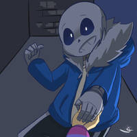 I know the shortcut *Sans* by SplashJC