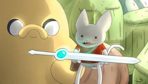 Adventure Time Finale - Shermy and Beth by SplashJC